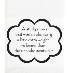 A Study Shows That Women Who Carry Towel