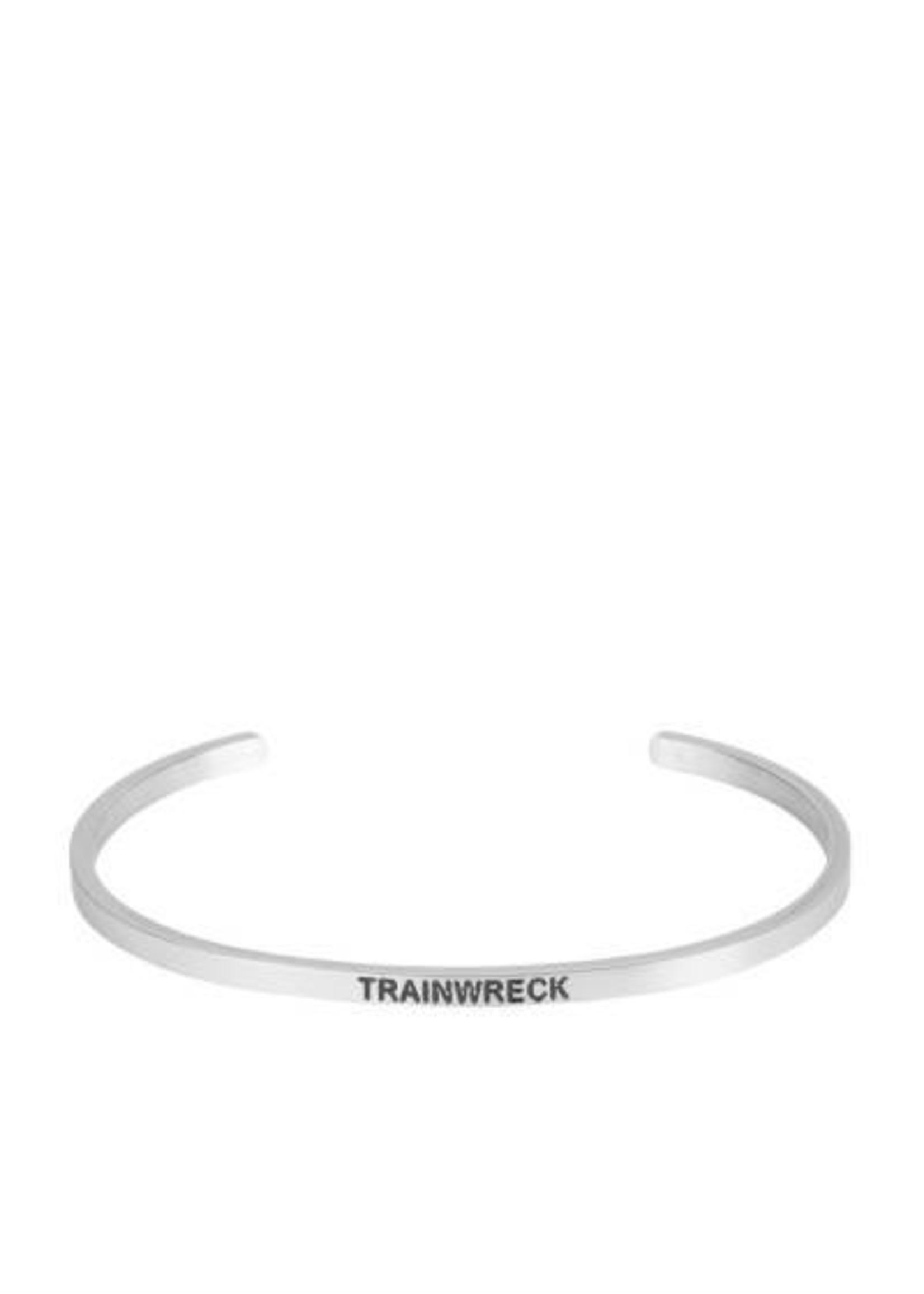 Embracelets Trainwreck Embracelet Silver