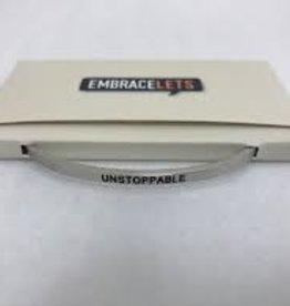 Embracelets Unstoppable Embracelet Silver