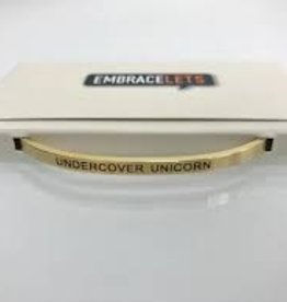 Undercover Unicorn Embracelet Gold