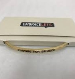 Embracelets Striving For Balance Embracelet Gold