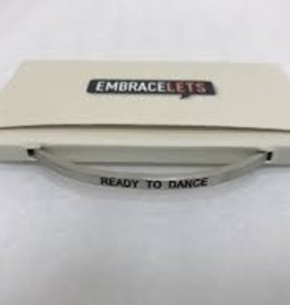 Embracelets Ready to Dance Embracelet Silver