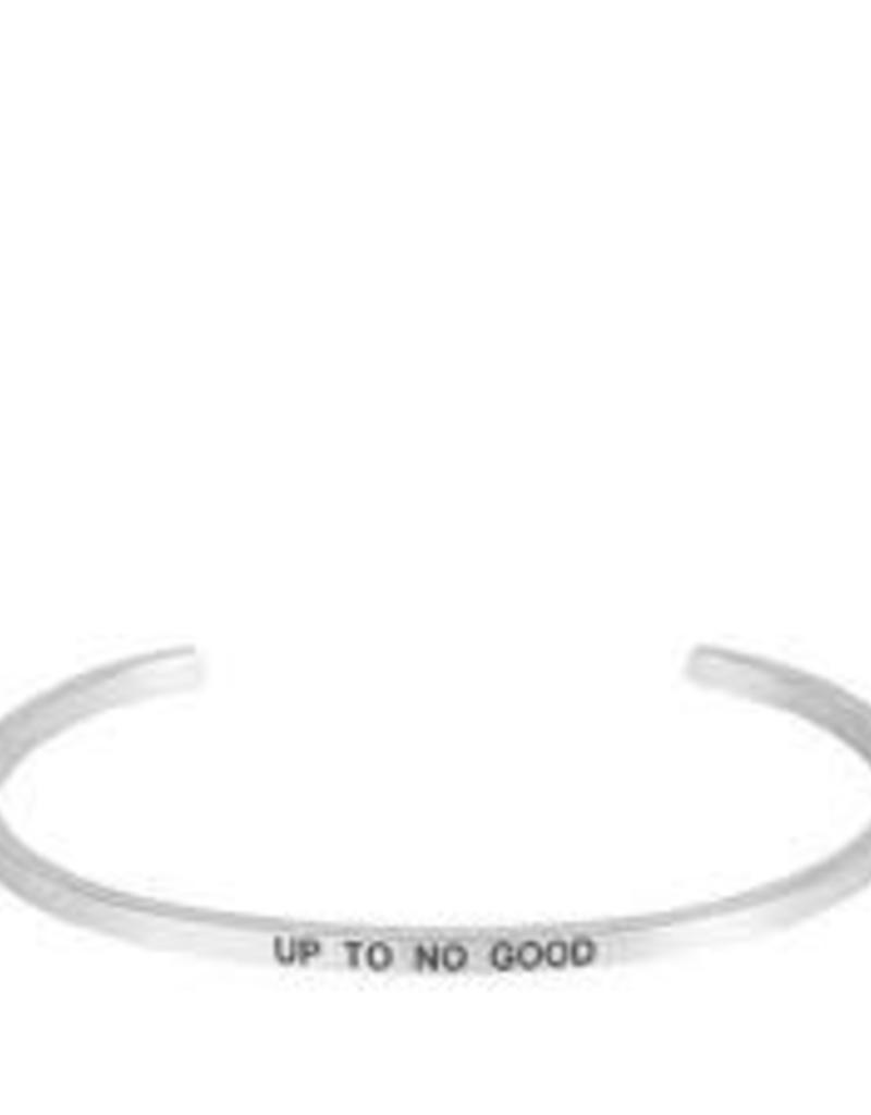 Up to No Good Embracelet Silver