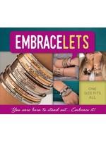 Embracelets Pretty Good At Bad Decisions Embracelet Rose Gold
