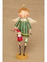 Lori Mitchell Christmas Puppeteer Angel