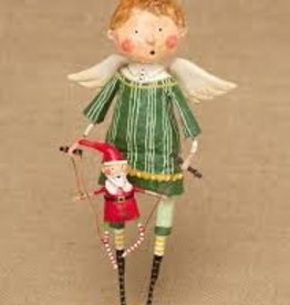 Lori Mitchell Christmas Puppeteer Angel