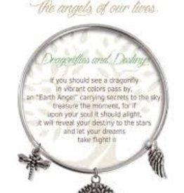 Dragonflies & Destiny Bracelet