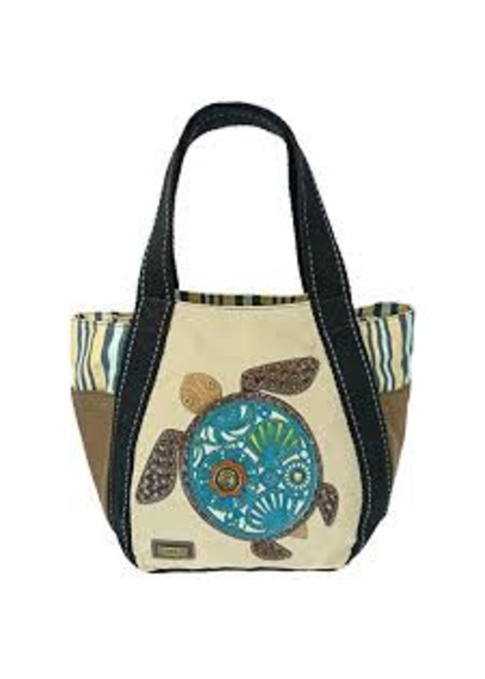 Chala Carryall Zip Tote Turtle-sand