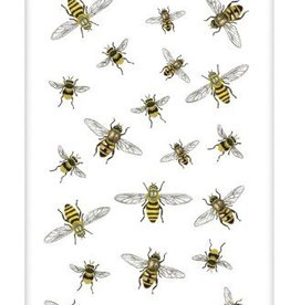 Scattered Bee Towel