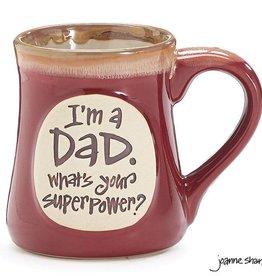 Dad Superpower Mug