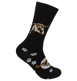 German Shorthaired Pointer Sock