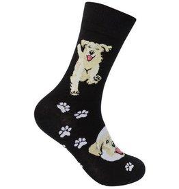 Golden Retriever Sock
