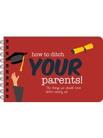 Papersalt How to Ditch Your Parents
