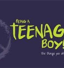 Papersalt Being a Teenage Boy