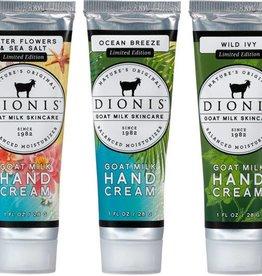 Dionnis 1 oz Hand Cream