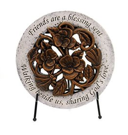Flower Bronze Stone