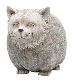 Cat Garden Statue