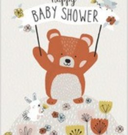 Baby Shower Bear & Bunny