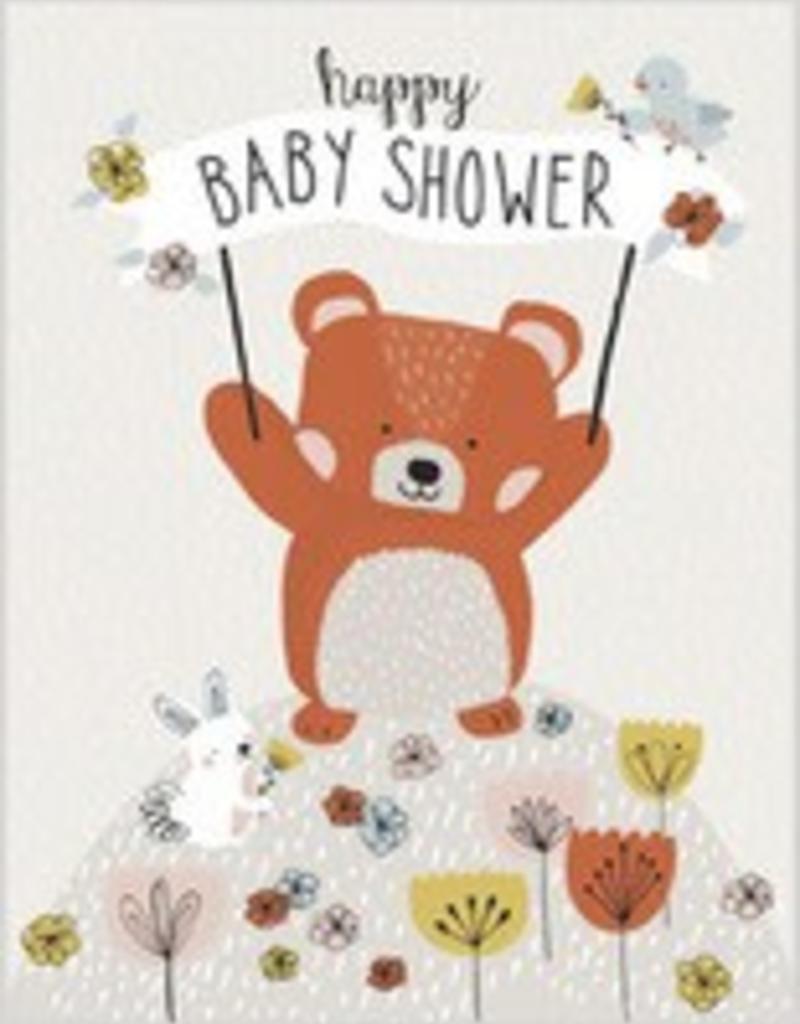 Baby Shower Bear & Bunny