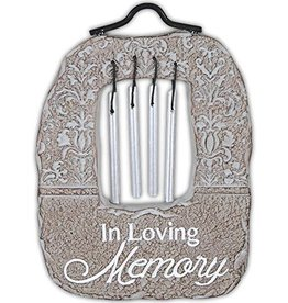 Carson Home Accents Garden Chime with Stake-Memory