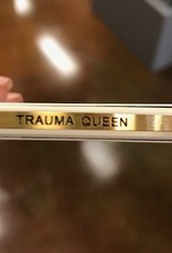 Trauma Queen Embracelet Gold