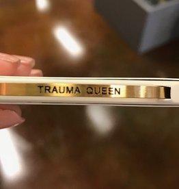 Embracelets Trauma Queen Embracelet Gold