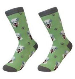 Soft Coated Wheaten Terrier Socks
