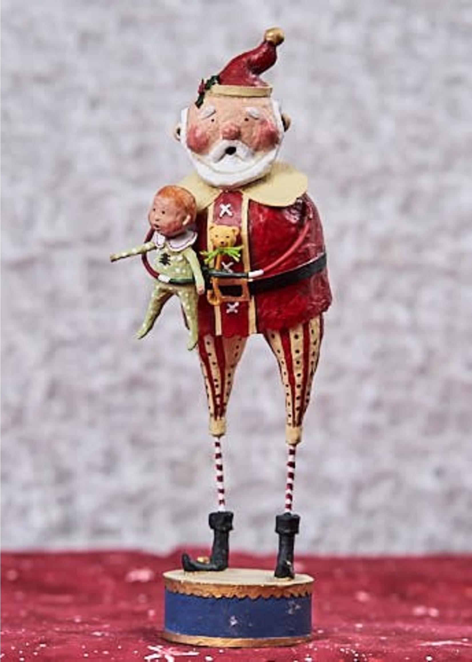 Lori Mitchell Baby's First Christmas