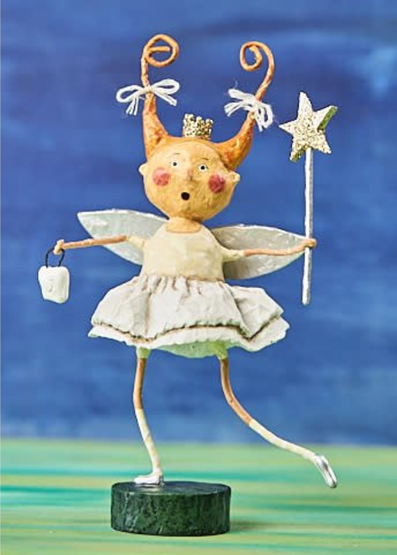 Lori Mitchell Pearly White  Tooth Fairy