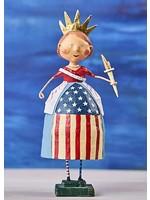 Lori Mitchell Lady Liberty