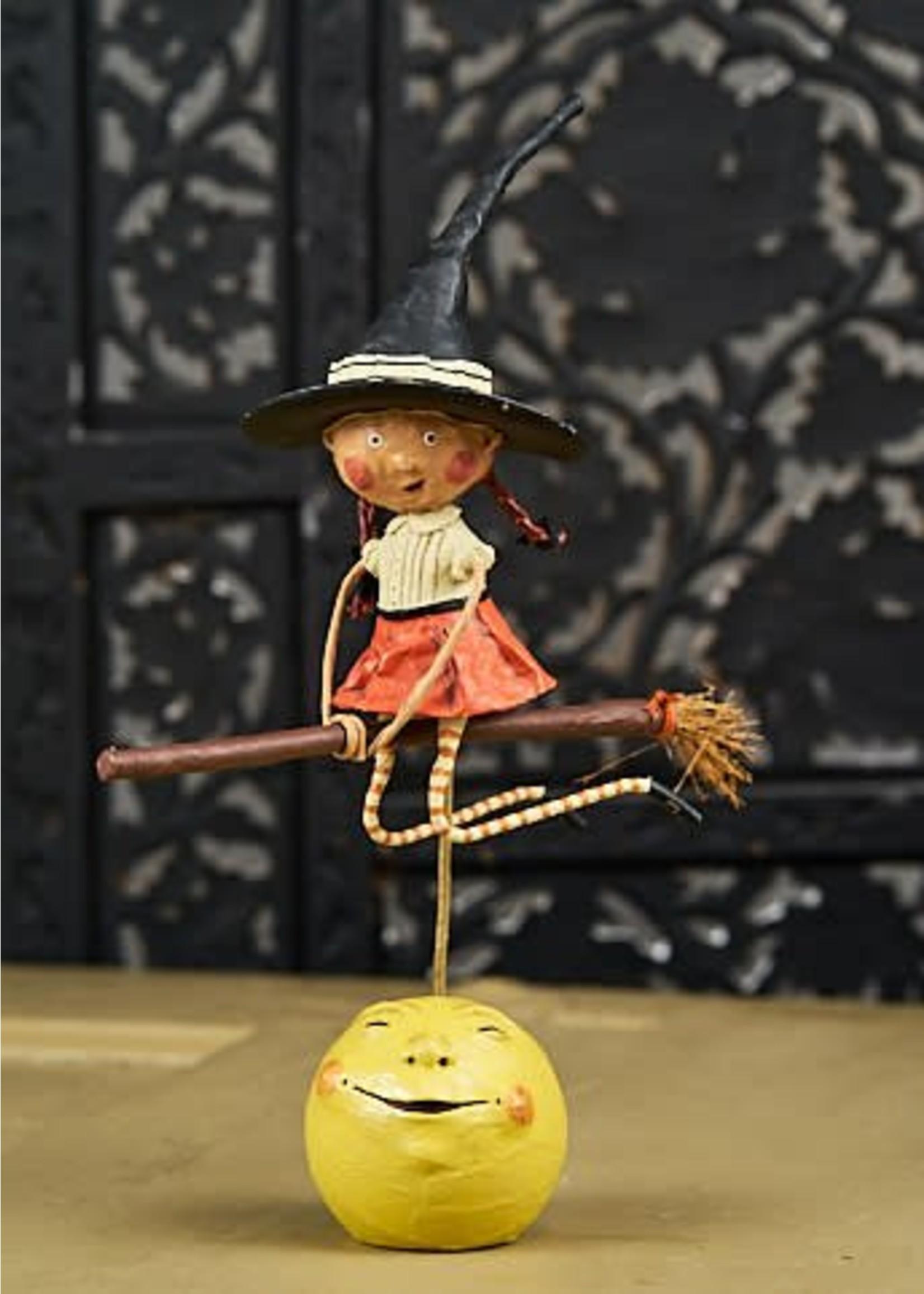Lori Mitchell Becca's Broom Ride