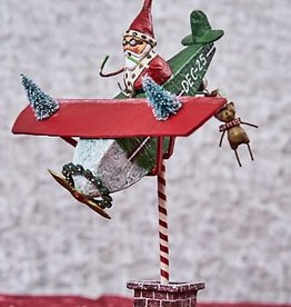 Lori Mitchell Santa's First Flight