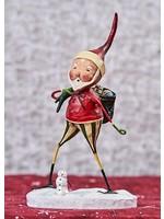 Lori Mitchell Snow Shoe Santa