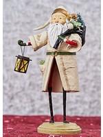 Lori Mitchell Old Father Christmas, Ivory