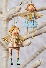 Babes in Toyland Ornaments, Set of 2