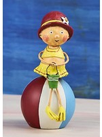Lori Mitchell Bessie's Beach Ball