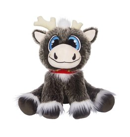 Reindeer in Here Plush 13""