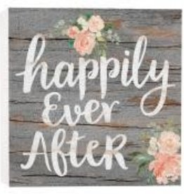 Happily Ever 5.5x5.5 OBR