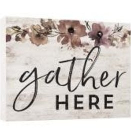 Gather Here 5.5x7.25 OBR