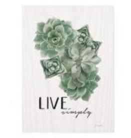 Live Simply 5.5x7.25 OBR
