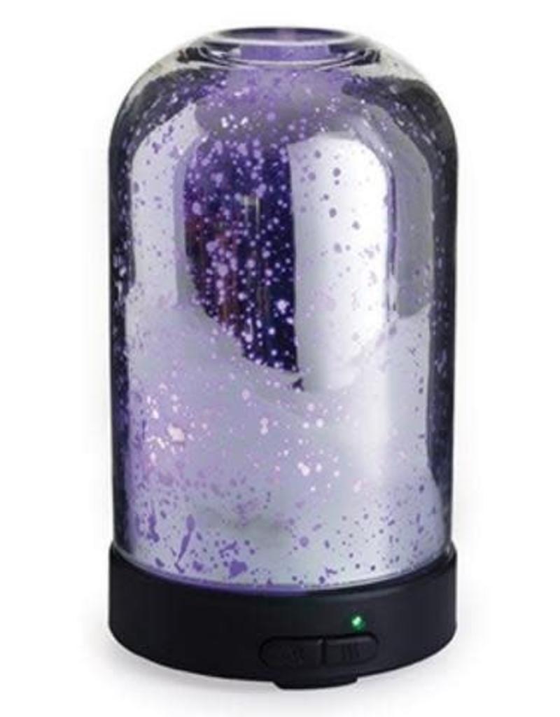 Ultra Sonic Essential Oil Diffuser Mercury Glass