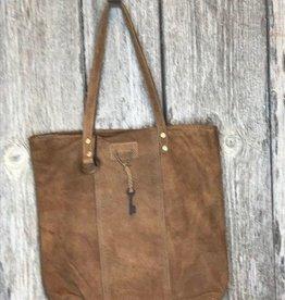 Ring & Key Leather Bag