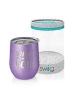 Swig 12 oz Wine Sparkly Wishes to You!