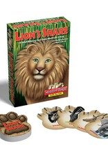 Lion's Share Card Game