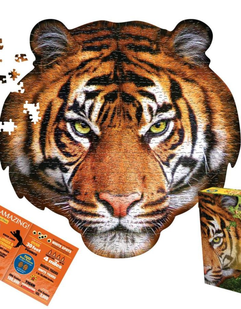 Madd Capp I Am Tiger Puzzle