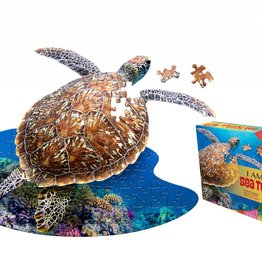 I Am Lil Sea Turtle Puzzle