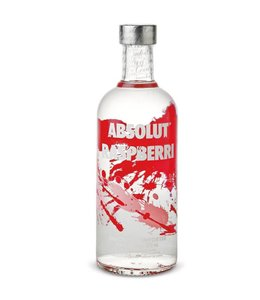 ABSOLUT VODKA ABSOLUT RASPBERRI VODKA