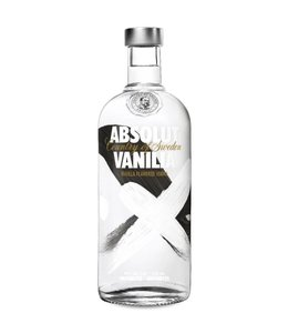 ABSOLUT VODKA ABSOLUT VANILIA VODKA