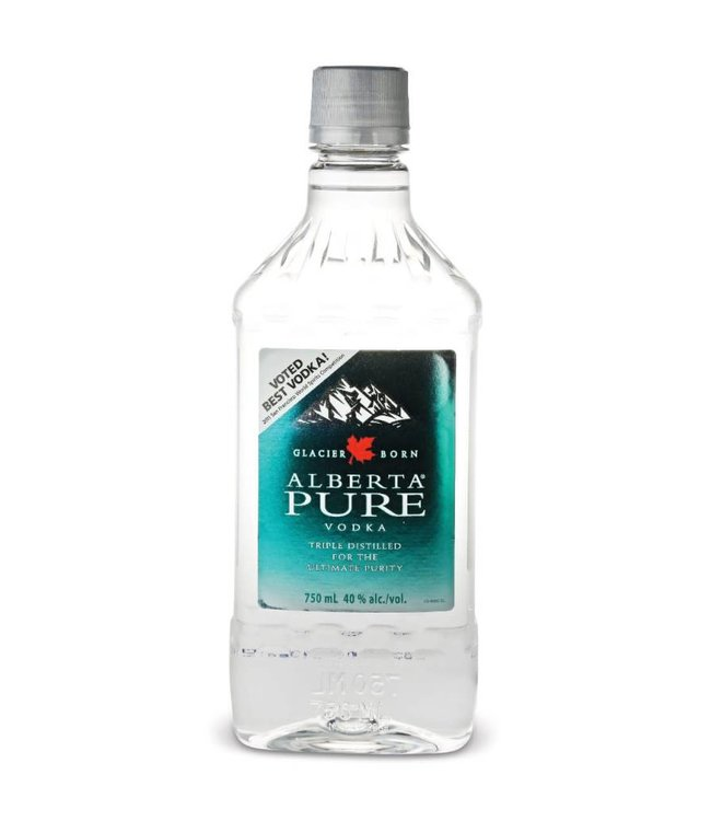 ALBERTA PURE VODKA ALBERTA PURE VODKA PET