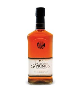 ALBERTA SPRINGS WHISKEY ALBERTA SPRINGS WHISKEY